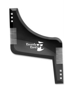 Alibaba New Product Beard Comb For Beard Shaping Tool Support Customize Label Logo